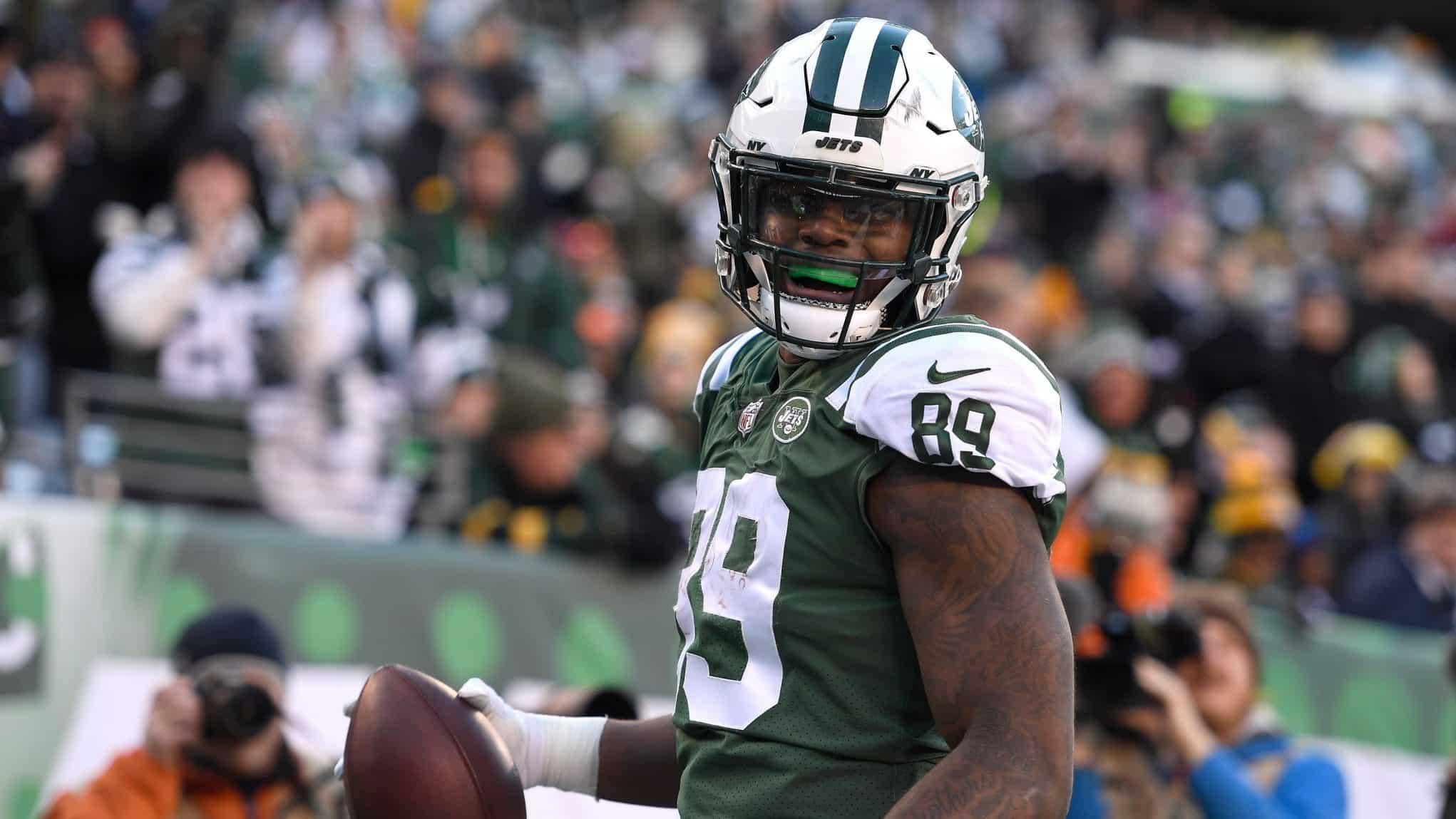 New York Jets news: Sam Darnold believes Chris Herndon will make ...