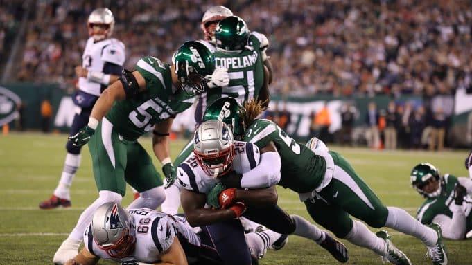 New York Jets, New England Patriots