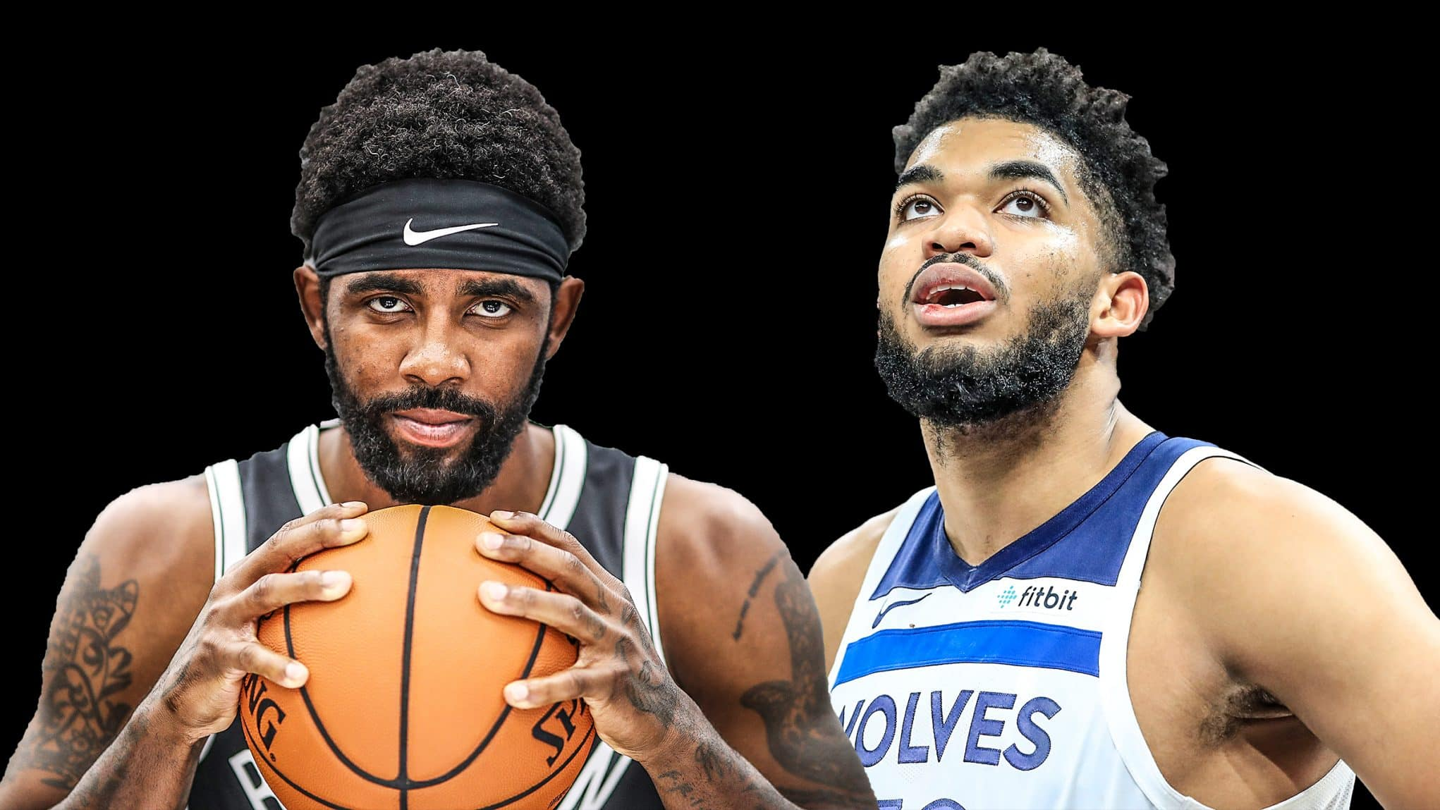 Kyrie Irving, Karl-Anthony Towns