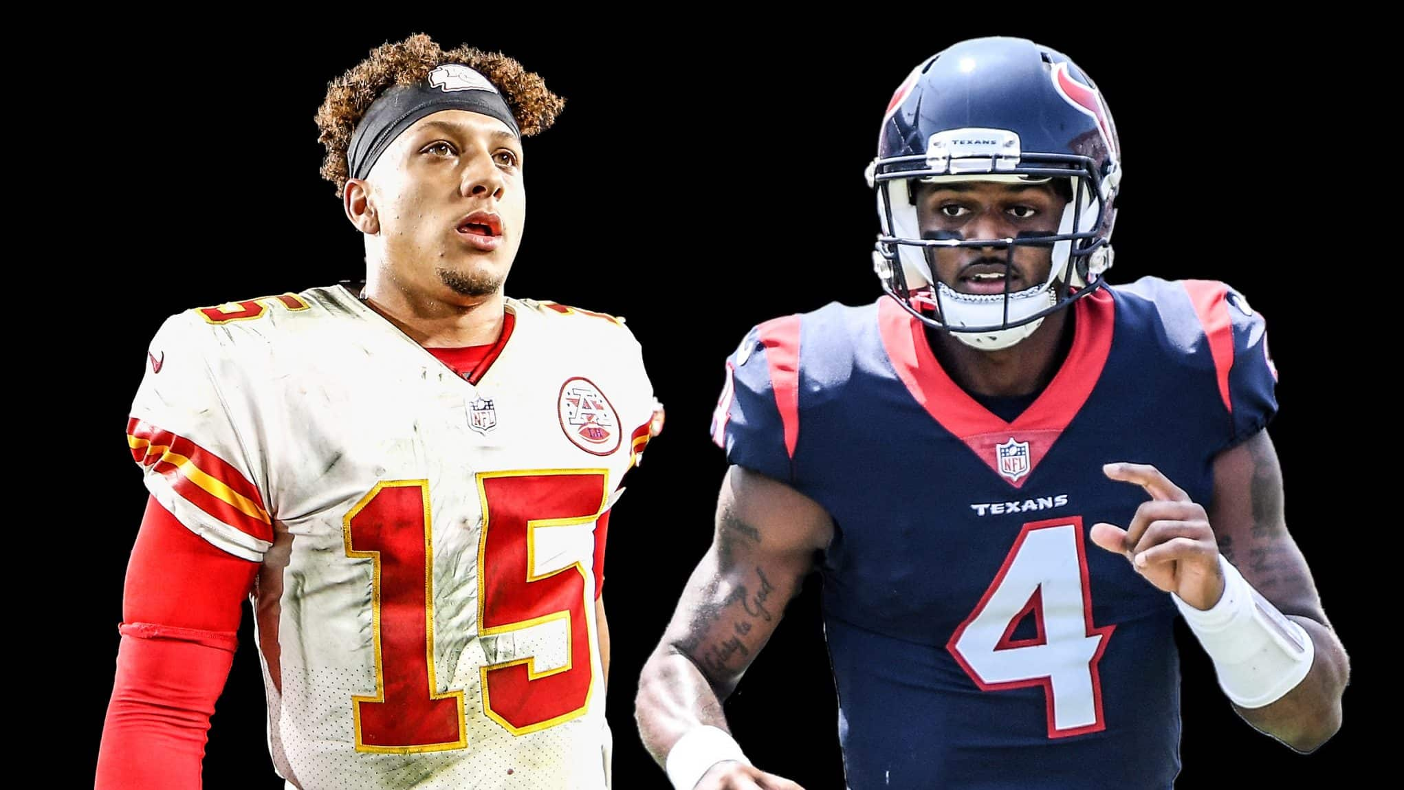 Nfl Week 6 Preview A Patrick Mahomes Deshaun Watson Showdown