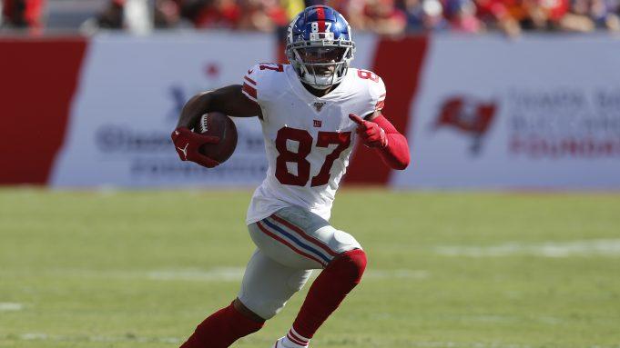 New York Giants Sterling Shepard