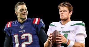 Tom Brady, Sam Darnold