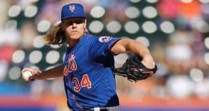 Noah Syndergaard New York Mets