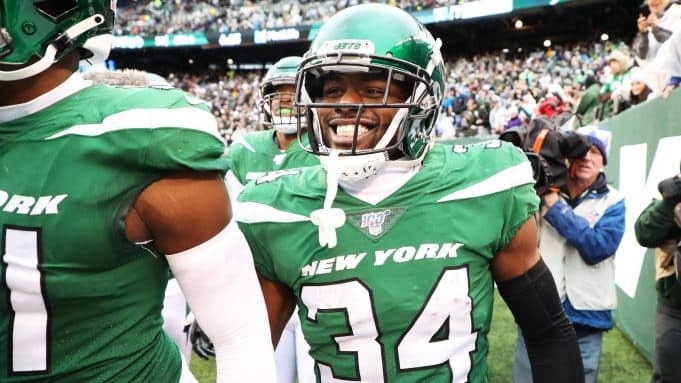 New York Jets Brian Poole