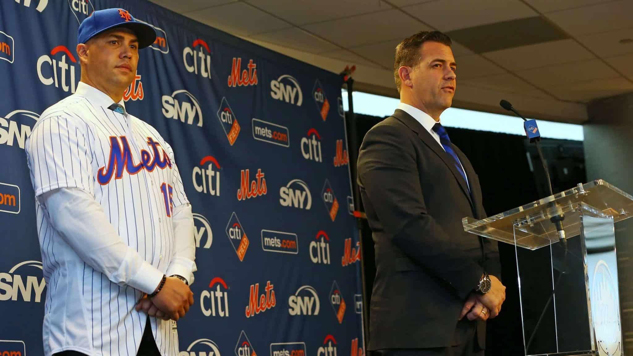 New York Mets Waiting For Mlb S Findings On Carlos Beltran