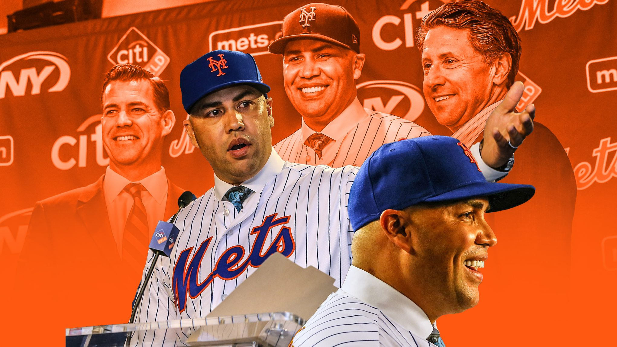 Carlos Beltran >> Carlos Beltran Is The Right Man At The Right Time For This