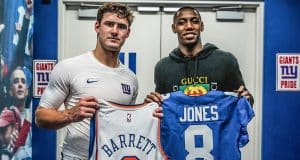 Daniel Jones, RJ Barrett