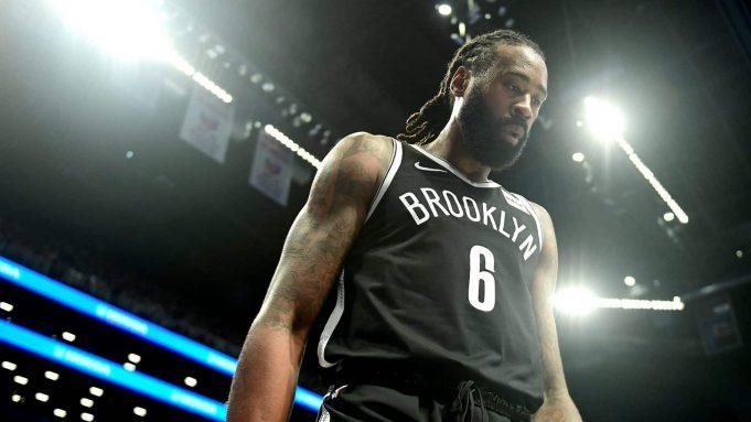 Brooklyn Nets DeAndre Jordan