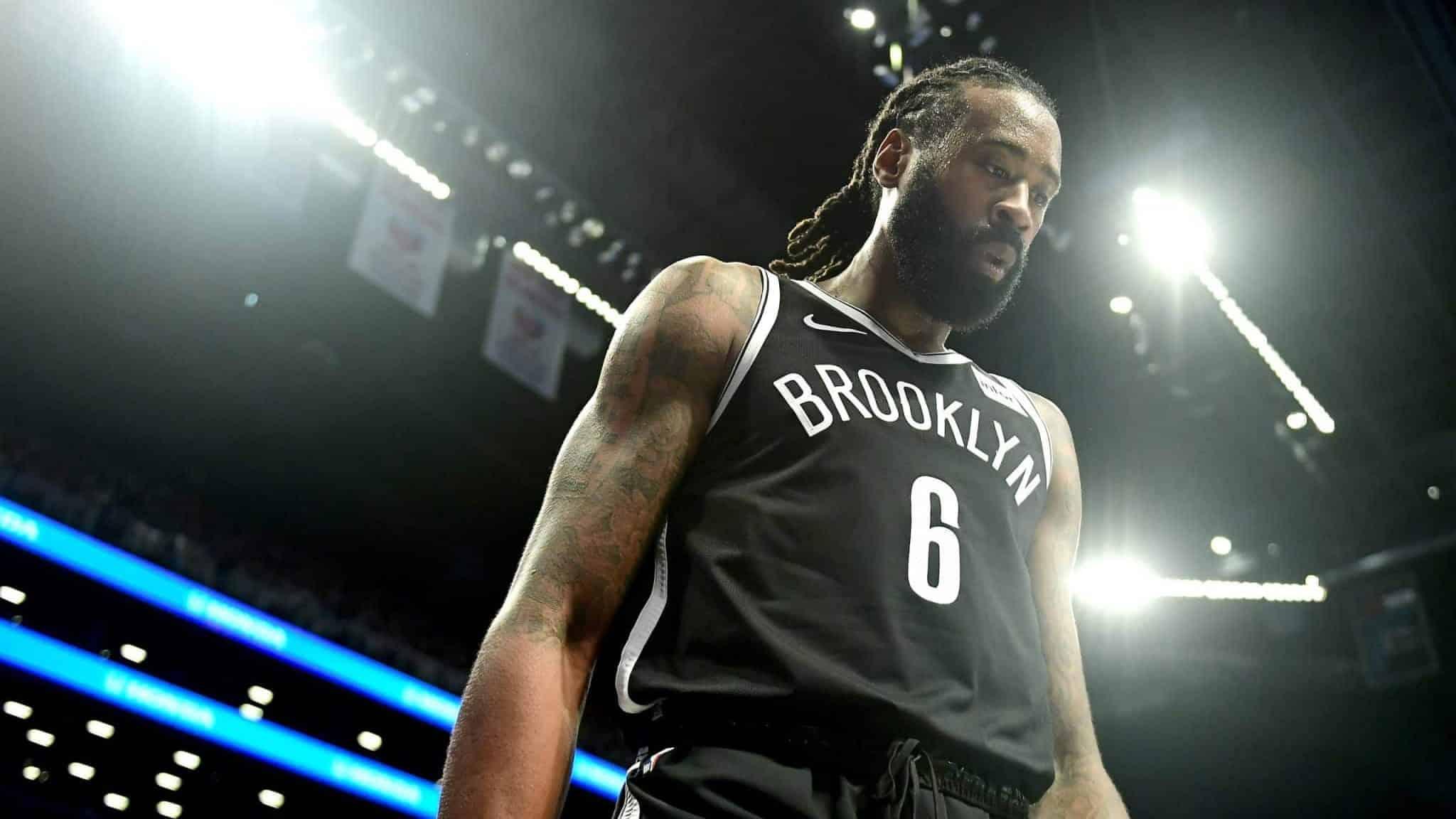 Brooklyn Nets news: DeAndre Jordan staying home from NBA restart