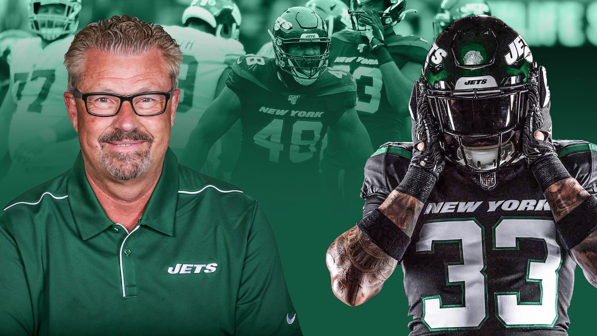 The New York Jets Defense Gregg Williams Deserve Tremendous Credit