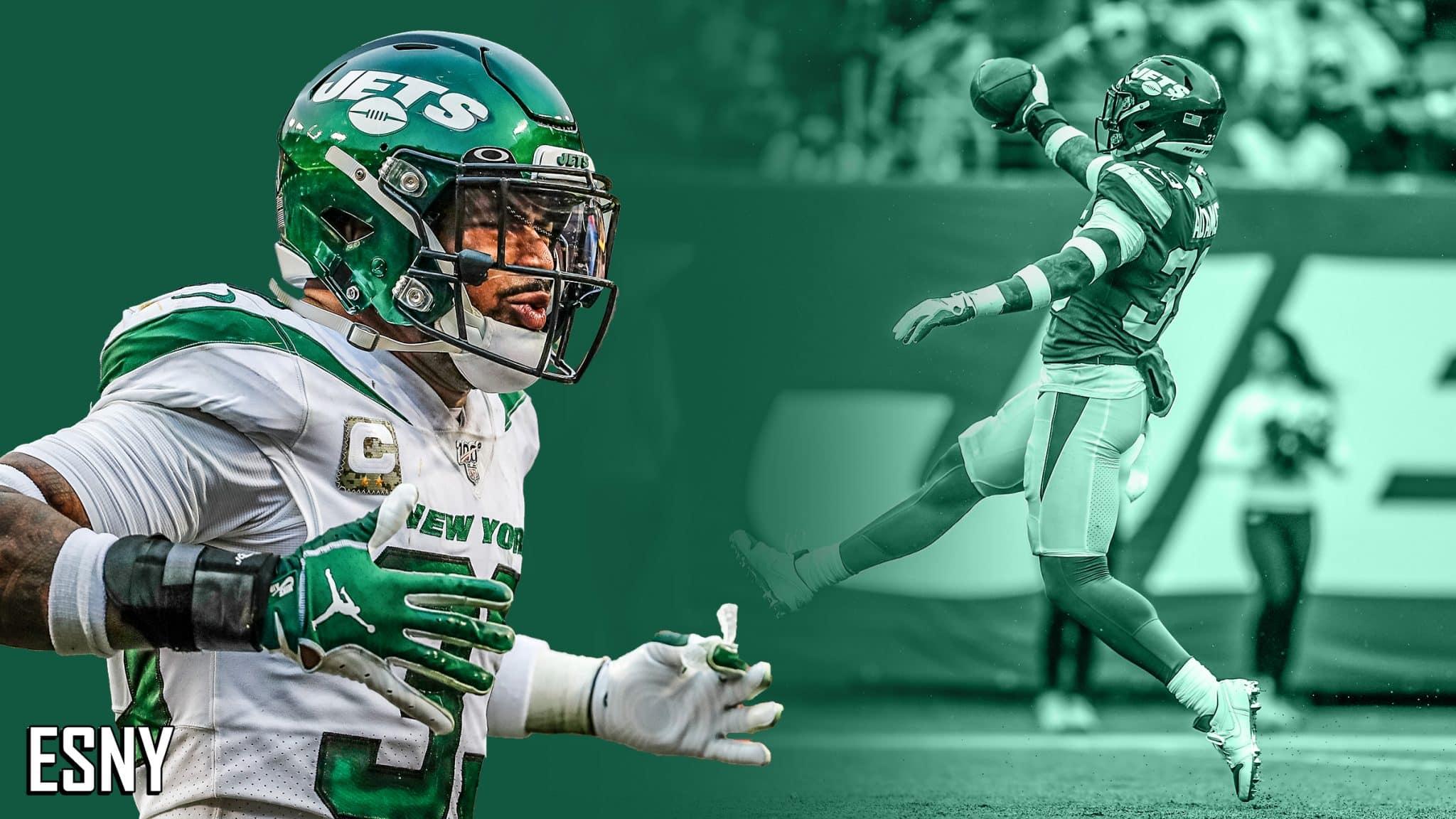 New York Jets Ss Jamal Adams Embodies The 2019 Team Mantra