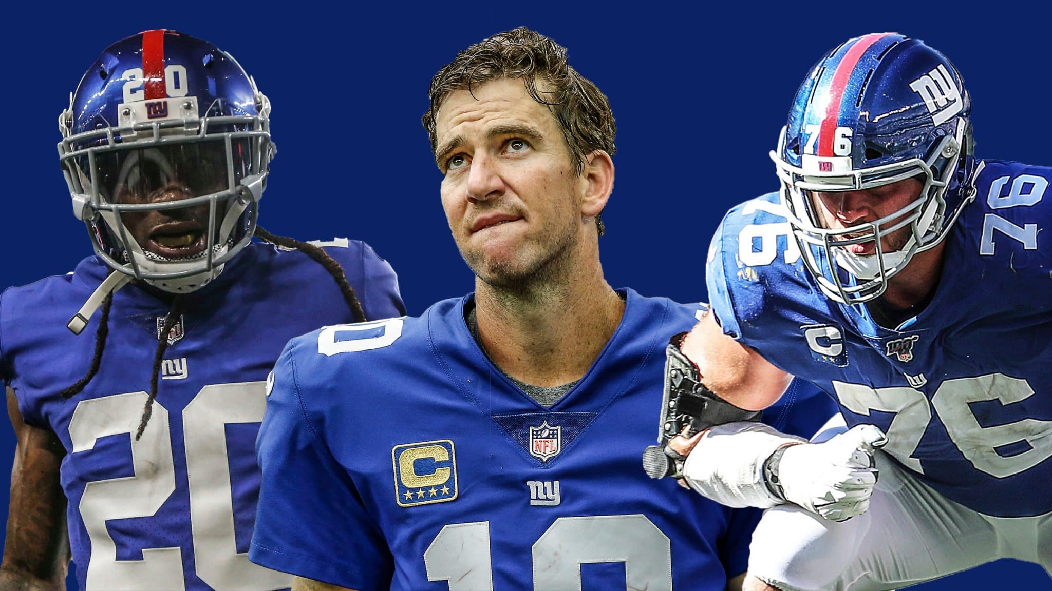 New York Giants Key Players The Team Needs To Part Ways