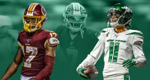 Terry McLaurin, Robby Anderson, Dwayne Haskins