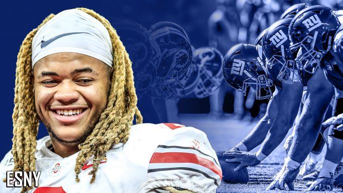 Chase Young, New York Giants, Washington Redskins