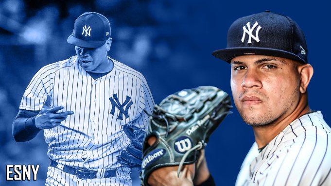 Dellin Betances, New York Mets