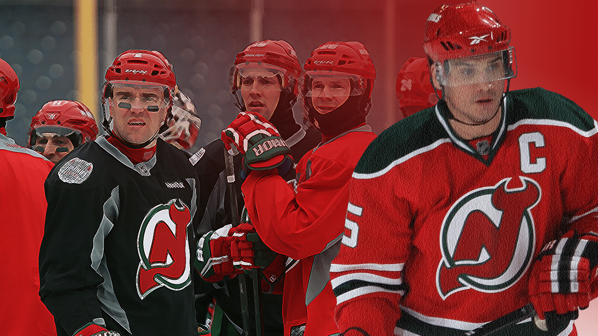 Which Uniform Would The New Jersey Devils Wear In A Winter Classic