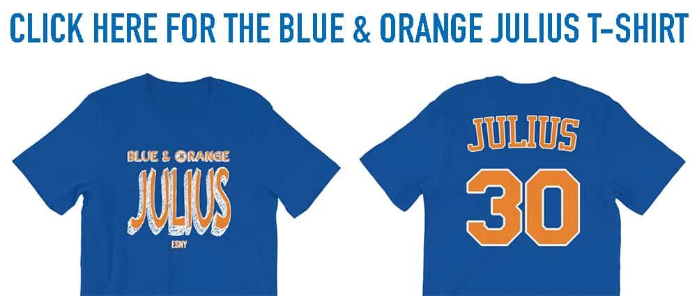 Julius Randle, Blue & Orange Julius T-Shirt