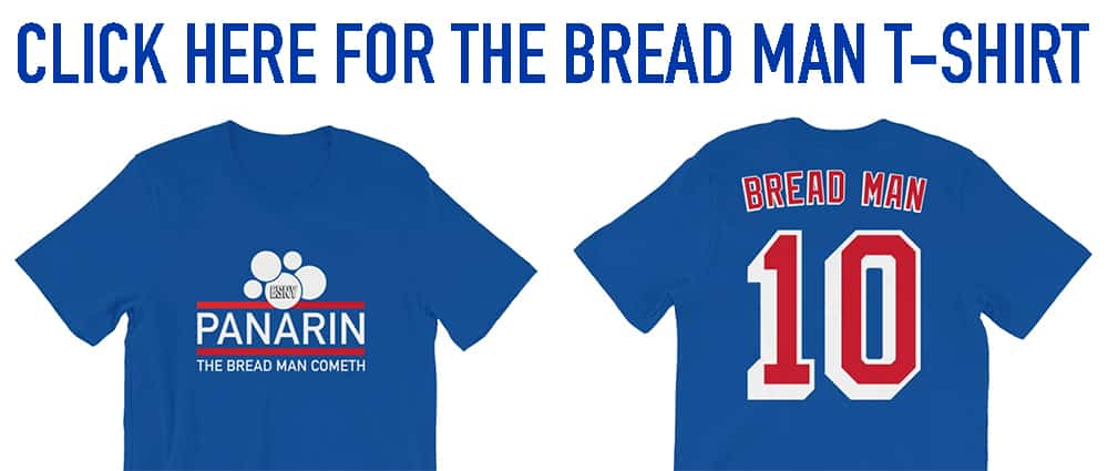 Artemi Panarin, The Bread Man T-Shirt