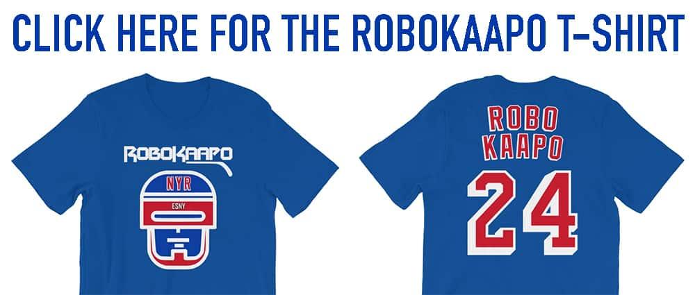 Kaapo Kakko, RoboKaapo T-Shirt