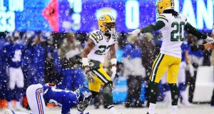 New York Giants, Green Bay Packers