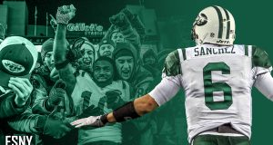 Remembering the New York Jets' tremendous 2010 season