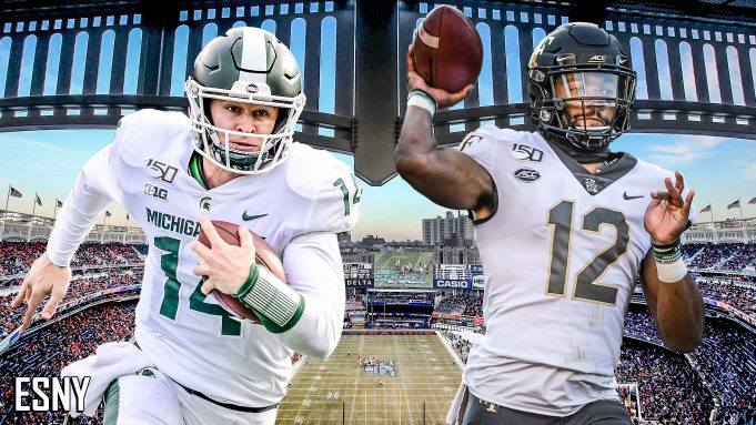 2019 New Era Pinstripe Bowl: What you need to know