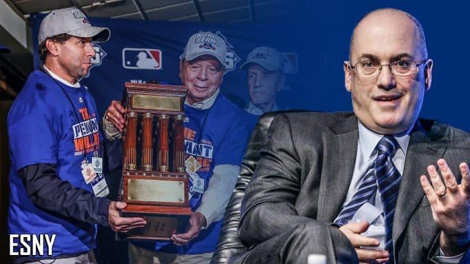Steve Cohen, Jeff Wilpon, Sual Katz, Fred Wilpon, New York Mets