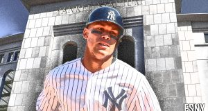 Aaron Judge, Yankees Tadium