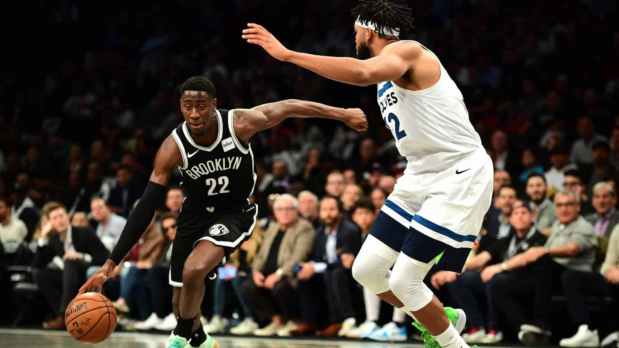 Brooklyn Nets News Caris Levert Is Really Close To Playing