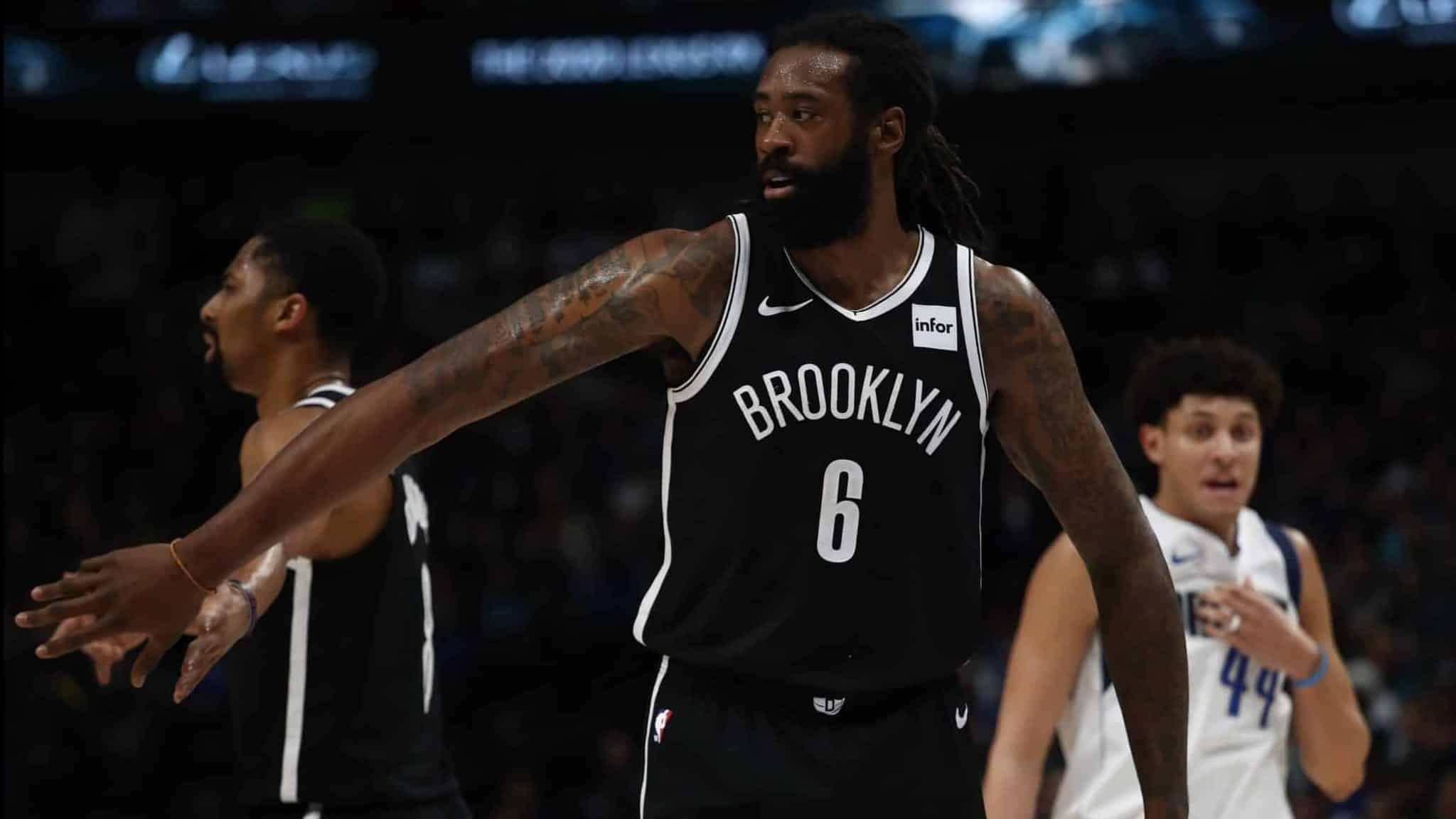 Brooklyn Nets news: Jarrett Allen learning from DeAndre Jordan