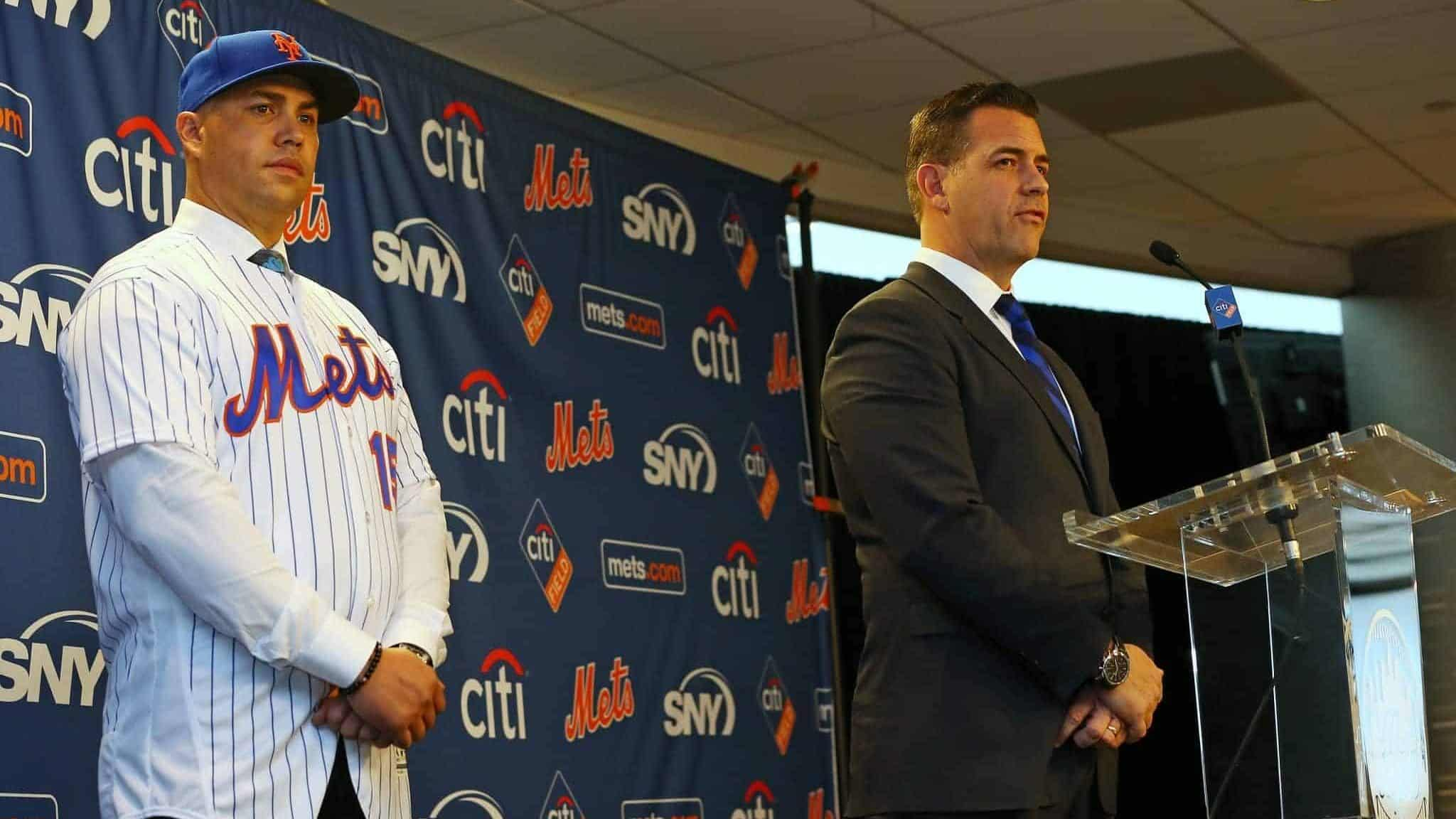 New York Mets Are Wavering On Commitment To Carlos Beltran