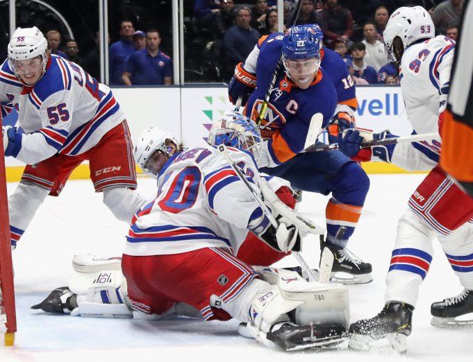 New York Rangers' Alexandar Georgiev's trade market is starting to heat up