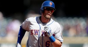DENVER, COLORADO - SEPTEMBER 18: Jeff McNeil #6 of the New York Mets circles the bases after hitting a solo home run in the first inning against the Colorado Rockies at Coors Field on September 18, 2019 in Denver, Colorado.