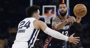 Marcus Morris offers up an apology for his sexist comments following Wednesday's game against the Grizzlies.
