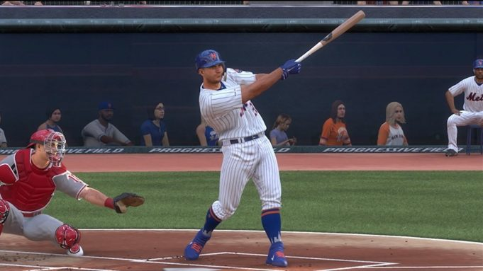 Pete Alonso, MLB The Show