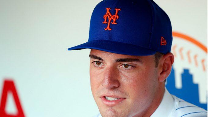 New York Mets prospect Matthew Allan