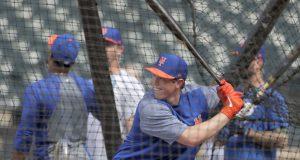 New York Mets Brett Baty