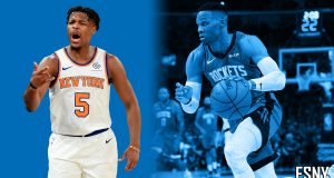 Dennis Smith Jr., Russell Westbrook