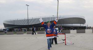 Columbus Blue Jackets v New York Islanders