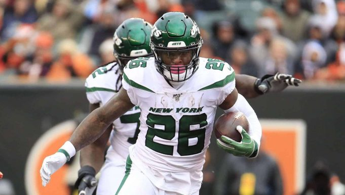 jets le'veon bell
