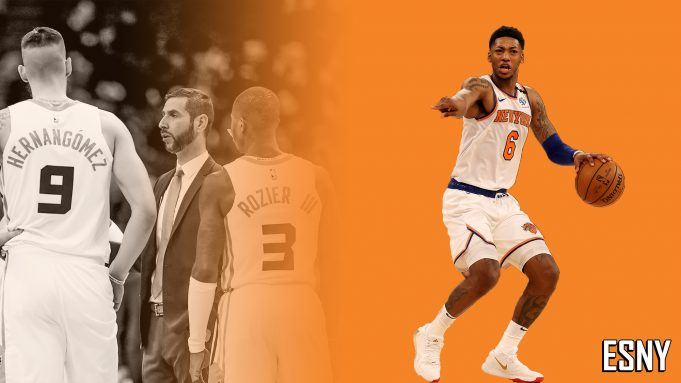 Knicks Hornets Betting