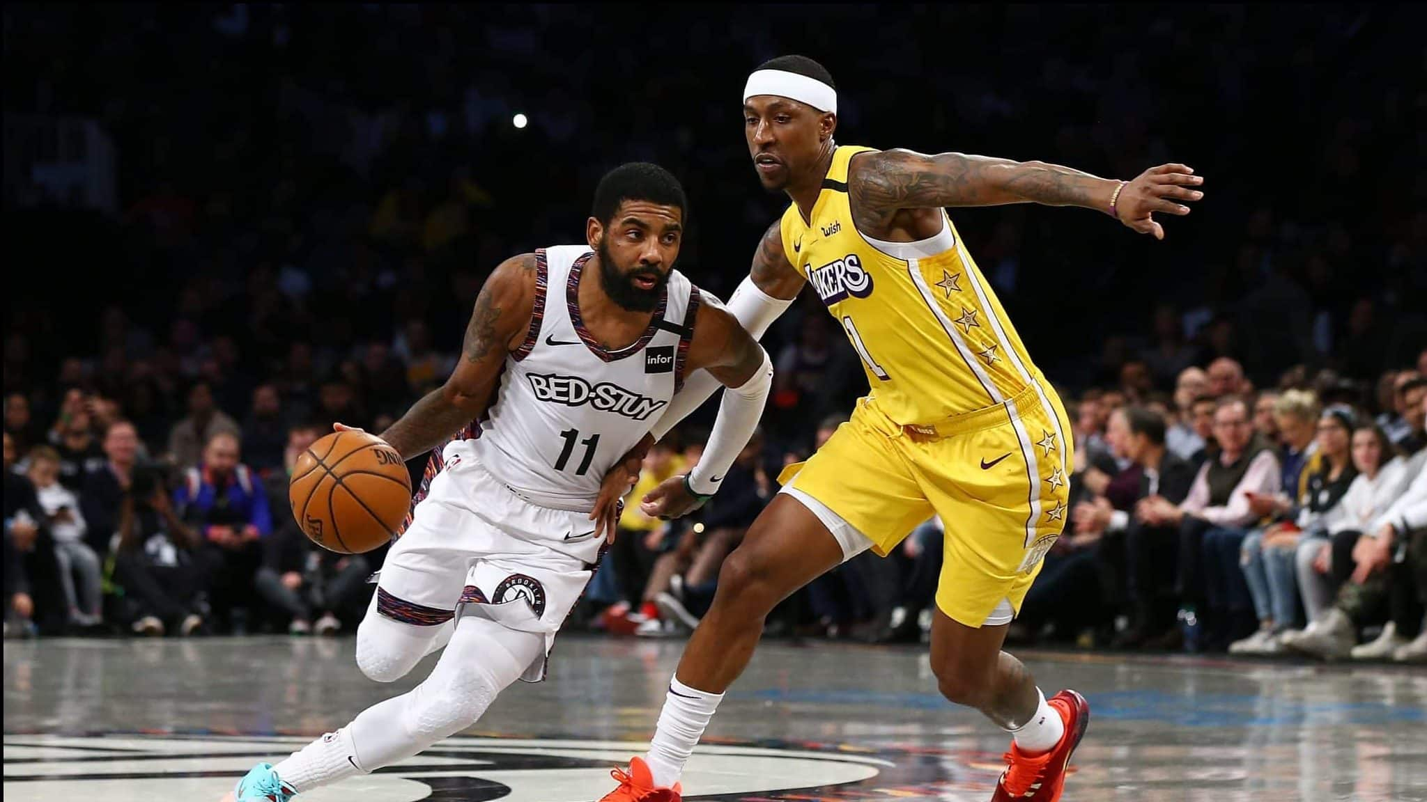 Talking Kyrie Irving Before The All Star Break Clean Sweep 13