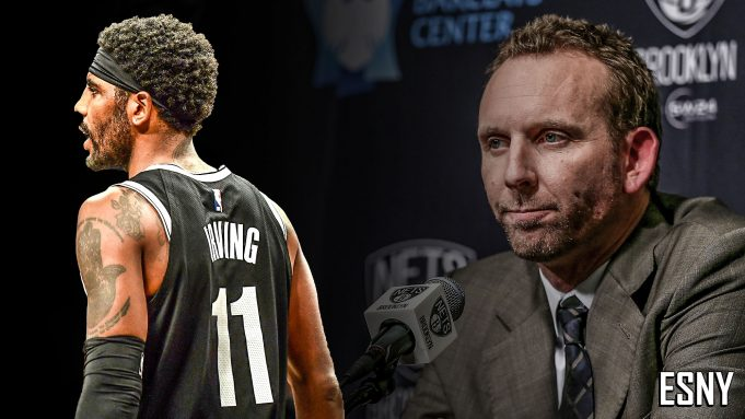 Kyrie Irving, Sean Marks