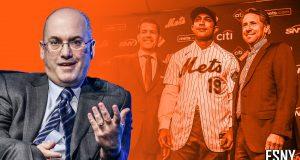 Steve Cohen, Brodie Van Wagenen, Luis Rojas, Jeff Wilpon, New York Mets
