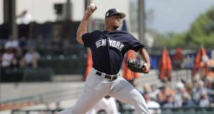Albert Abreu is another promising prospect in the Yankees system.
