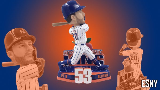New York Mets Pete Alonso