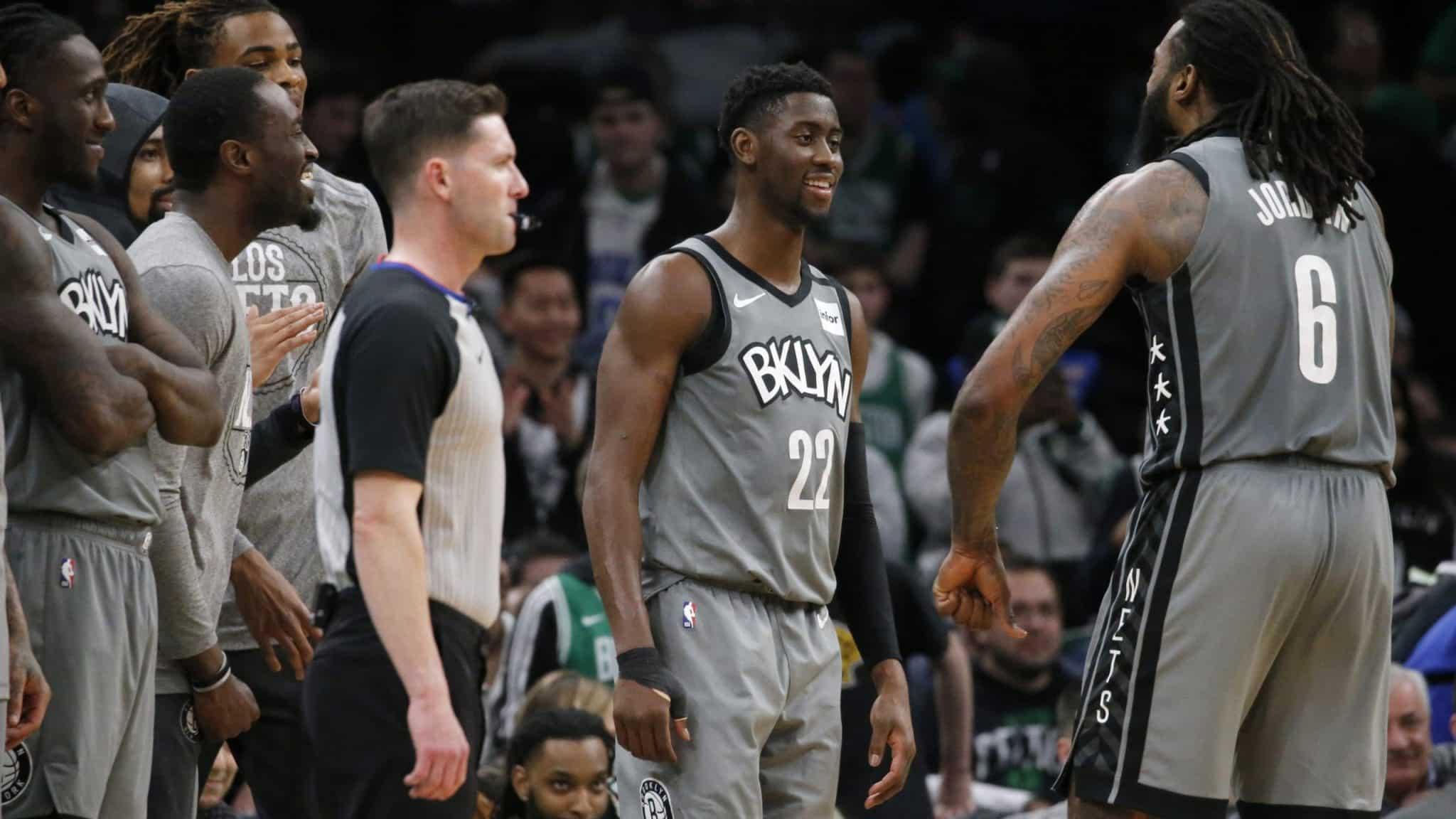 Brooklyn Nets News Kenny Atkinson Compares Caris Levert To Michael Jordan