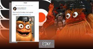 Philadelphia Flyers, Gritty
