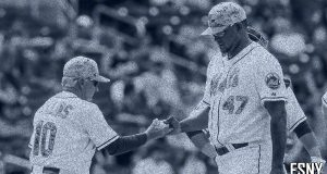 New York Mets Jose Valverde
