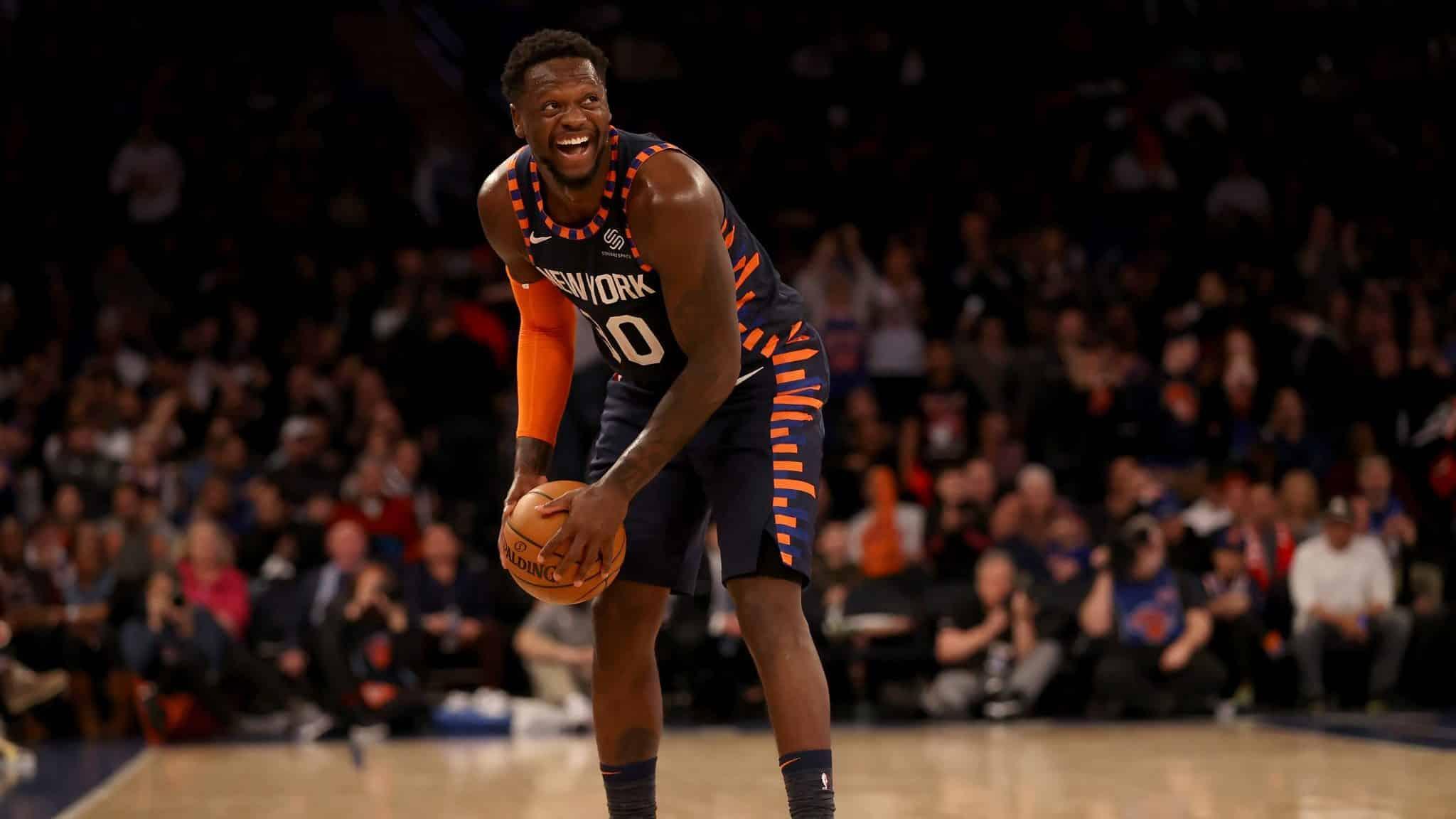 New York Knicks: Analyzing Julius Randle's disappointing season